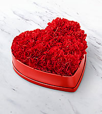 Heartfelt Carnation ™ Box