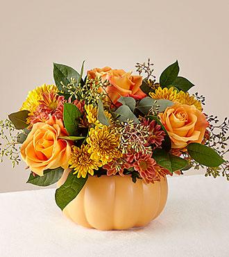 Pumpkin Spice Forever Bouquet