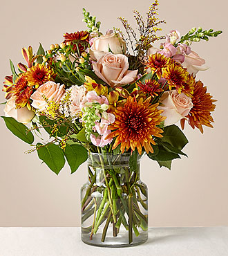 Bouquet Harvest Moon
