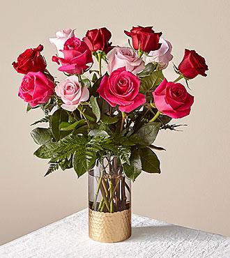Bouquet tout rose Love