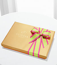 Godiva® Springtime Gold Ballotin Assorted Chocolates