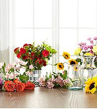 Le bouquet créé par un fleuriste de FTD®