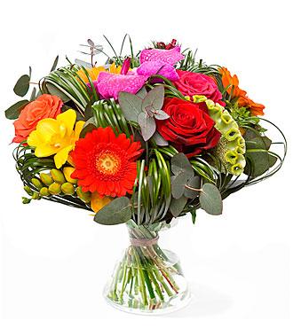 Many Flowers exclusive vase