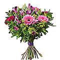 Bouquet Purple Swirl