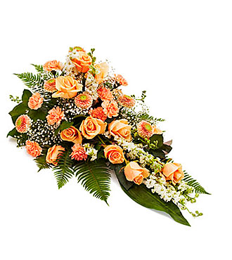 Funeral Arrangement Orange