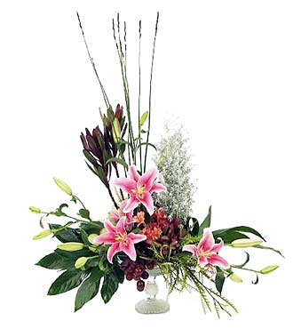 High Style Arrangement
