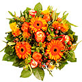 Seasonal Bouquet Aster