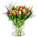 Mixed Tulips Bouquet