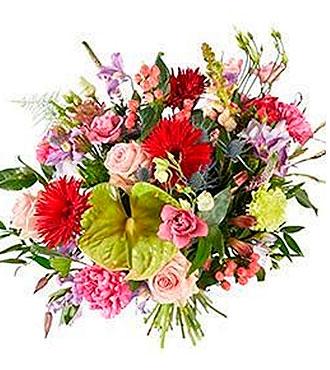 Bouquet Good Vibe; Exclusive Vase