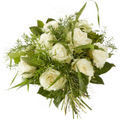 Bouquet Sweet white rose