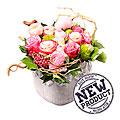 Charming Pink Arrangement Lena