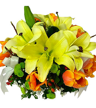 Arrangement Yellow