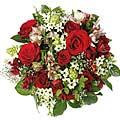 Bouquet de fleurs coupées assorties