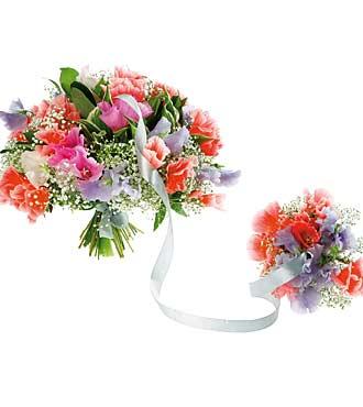 Bouquet mère-enfant