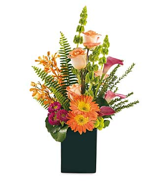 Le bouquet Breathtaking Blooms™ de FTD®