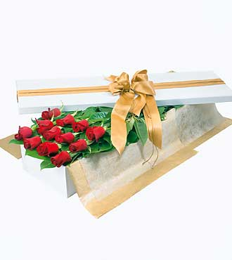 Box of 12 Roses