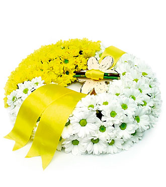Forever with us Wreath