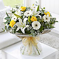 Large Sunshine hand tied