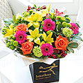 Mother's Day Large Vibrant Hand Tied Bouquet