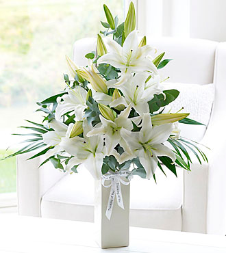 Large Thinking of You Bouquet in Vase