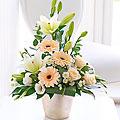 Cream Elegance arrangement
