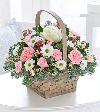 Arctic Beauty Basket