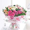 Mother's Day Majestic Hand-Tied
