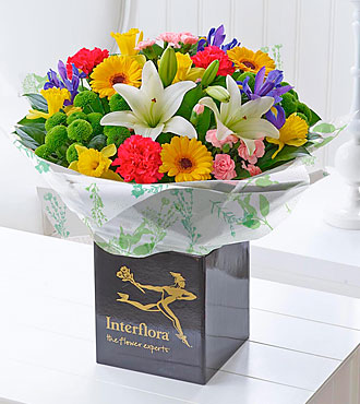 Spring Favourites Hand-Tied