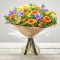 Large Sunny Days Hand Tied