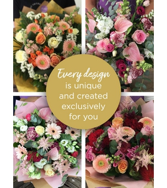 Extra Large Florist Choice Hand Tied