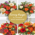 AUTUMN FLORIST CHOICE ARR
