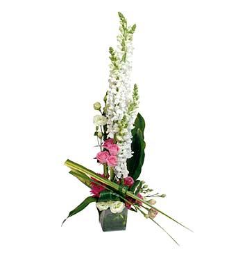 High Flowers Arrangement