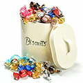 Chocolates and Wine Gift Basket