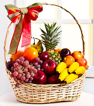 Fruit Basket (Fruits May Vary)