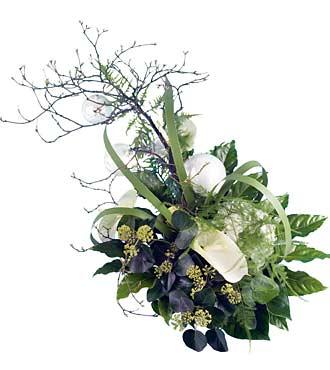 Élégant bouquet de Noël