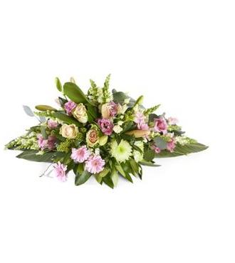 Funeral Infinity Bouquet