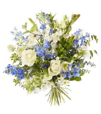Sympathy bouquet Hug
