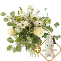 Bouquet: Loving white