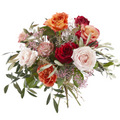 Bouquet: loving roses