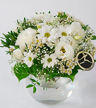 White/Cream bouquet