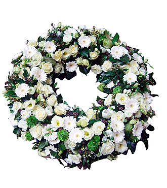Farewell - Mourning Wreath