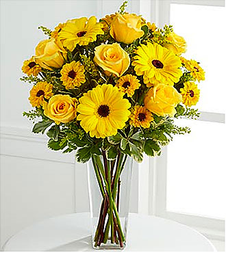 Daylight Bouquet - incl. vase
