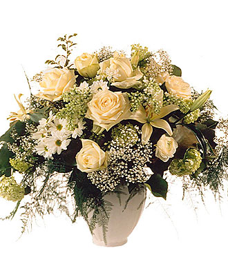 Bouquet: With Deepest Sympathy