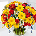 All for You Bouquet Vase included
