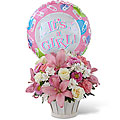 The FTD® Girls Are Great! Bouquet - Basket Included