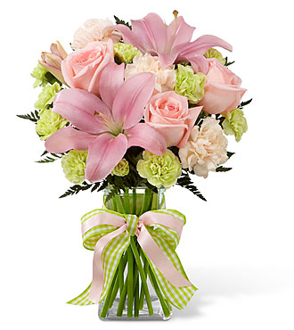 The FTD® Girl Power Bouquet - Incl. vase