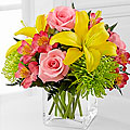 The FTD® Well Done™ Bouquet - Vase Included