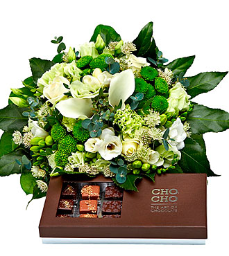 Beautiful Bouquet with cho cho (18 pcs.)