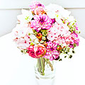 New Born Baby Girl Bouquet