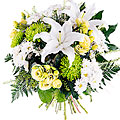 Mixed bouquet Malaquita